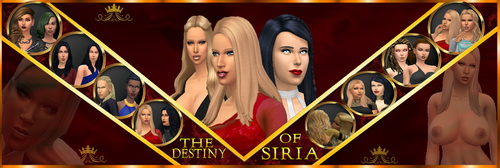 The Destiny of Siria [v0.0.2.0.4a]