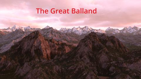 The Great Balland [v0.2]