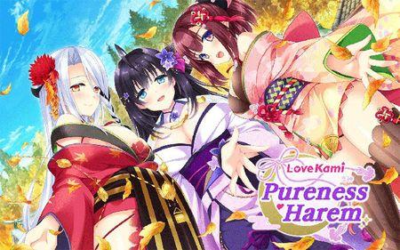 [PULLTOP] Love Kami -Pureness Harem-