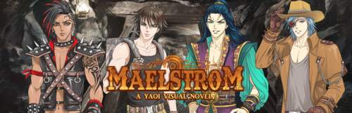 Maelstrom: A Yaoi Visual Novel [v1.1]