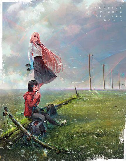 Urasekai Picnic Original Soundtrack CD