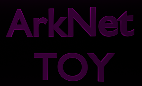ArknetL Toy [First Release]