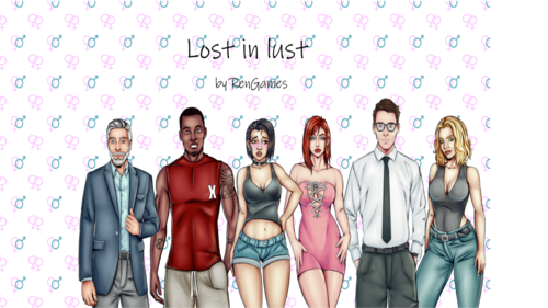 Lost in lust [Prologue-Beta]