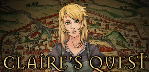 Claire's Quest [v0.22.4]